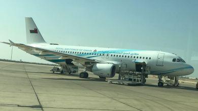 صورة المساعي الإنسانية نحو الأشقاء تتواصل : سلاح الجو السلطاني يسير رحلتين إلى اليمن