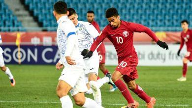 صورة هذه تشكيلة قطر أمام منتخبنا الأولمبي