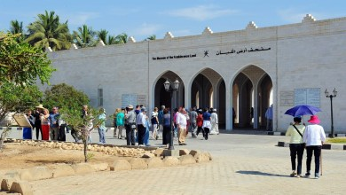 صورة خلال شهر: أكثر من 38 ألف زائر لموقع أثري في ظفار