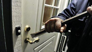 Photo of خلال إجازة العيد: 5 أشخاص يرتكبون 12 قضية سرقة من المنازل