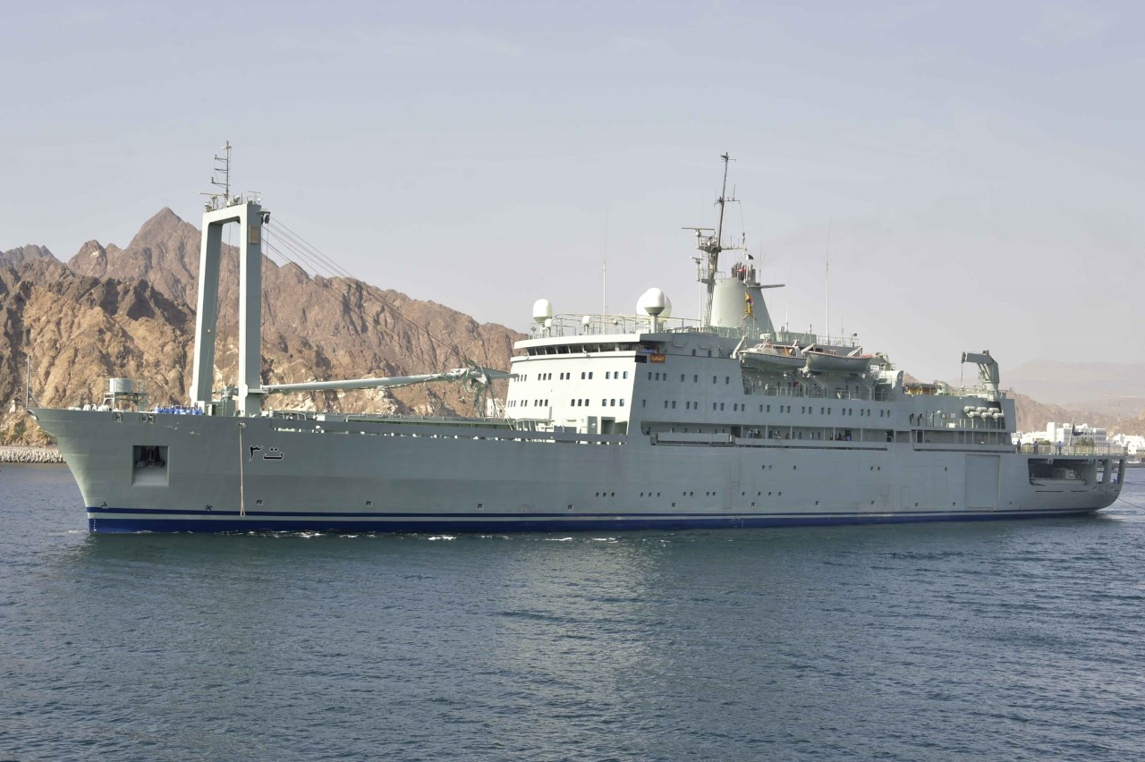 تمرين عسكري عماني