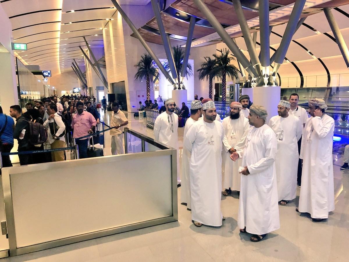 لأول مرة في تاريخه: مطار مسقط الدولي يسجل رقمًا قياسيًا في عدد المسافرين