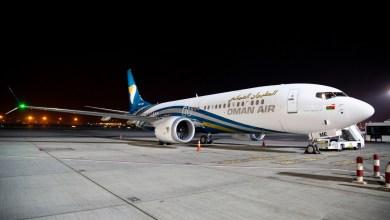 Photo of الطيران العماني يُعلّق رحلاته التجارية إلى الهند