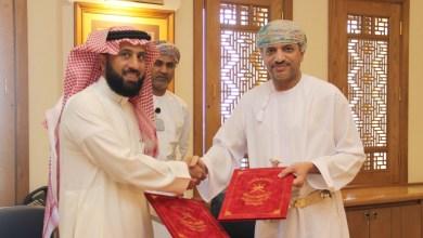 Photo of تدريب أكثر من ٤٠ طالبًا سعوديًا في كلية مهنية بالسلطنة