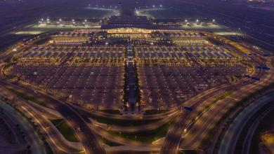 صورة مطار مسقط الدولي ينافس على جائزة عالمية