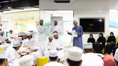 """Photo of مركز الزبير يقيم ورشة عمل حول أهمية تطوير نماذج العمل لطلاب """"الشركة"""""""