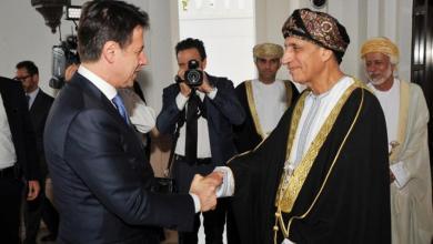 Photo of تحيات لجلالة السلطان من الرئيس الإيطالي