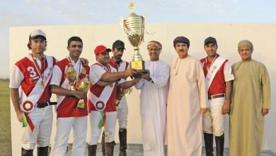 Photo of فريق مسقط يُتوج بلقب البولو في بطولة نادي الصولجان السلطاني