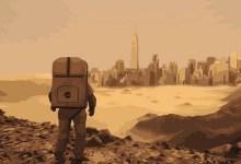 صورة 5 تحديات للحياة في المريخ
