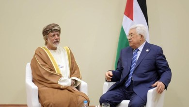 Photo of بن علوي يؤكد لعباس: موقف السلطنة ثابت وداعم للأشقاء الفلسطينيين