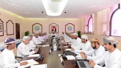 Photo of مجلس إدارة الغرفة يقرر إعفاء 50% من الرسوم مراعاة للشركات