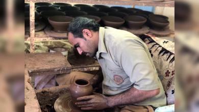 Photo of يُصنع من 4 أنواع: تعرّف على صناعة الفخار ببهلا