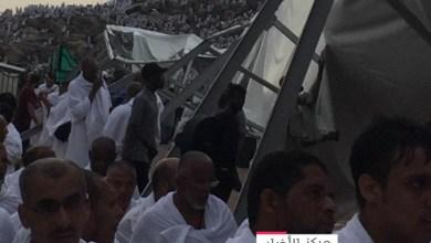 Photo of لا إصابات في المخيم العماني بعرفة