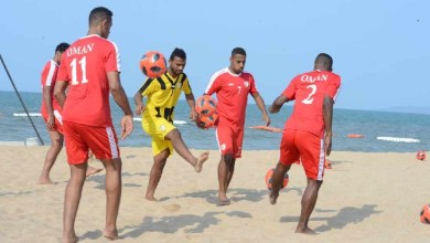 Photo of الإعلان عن قائمة الشواطئ لمعسكر مسقط