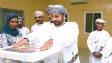 صورة وزير الداخلية يتحدث عن الممارسة الشورية في السلطنة