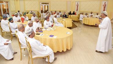 Photo of في البريمي: تدريب صحفيين على تغطية انتخابات الشورى