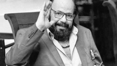صورة وفاة الفنان المصري طلعت زكريا