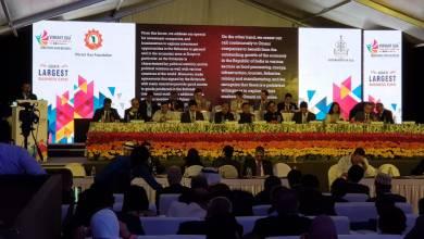 صورة أكثر من 3000 مشروع مشترك بين السلطنة والهند