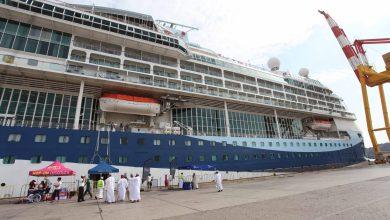 Photo of سفينة سياحية عملاقة تعود للمرة الثالثة إلى السلطنة