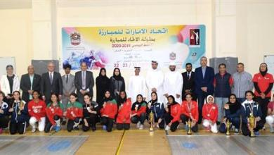Photo of عمانية تحقق أول ميدالية للسلطنة في المبارزة