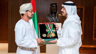Photo of رئيس الإمارات يمنح سفيرنا وسامًا من الطبقة الأولى
