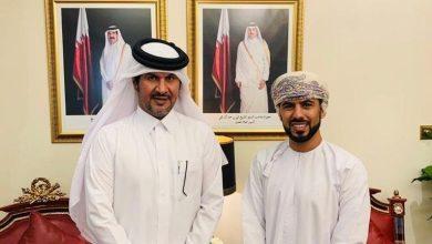 Photo of السفير القطري الجديد: لدي تعليمات بأن نكون دفترًا مفتوحًا لأشقائنا العُمانيين