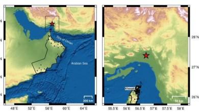 Photo of زلزال يبعد عن خصب 139 كم