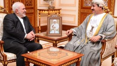 Photo of وزير المكتب السلطاني يستقبل وزيري خارجية إيران والهند