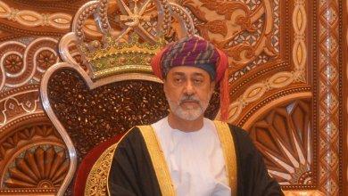 صورة جلالة السلطان يتسلم رسالة خطية من الرئيس الأمريكي