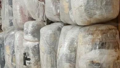 صورة الشرطة تضبط قوالب وآلافًا من الكبسولات المخدرة