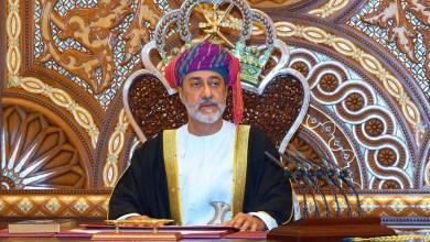 صورة جلالة السلطان يصدر 10 مراسيم سلطانية