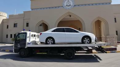 Photo of ضُبط في حالة غير طبيعية: سائق يدهس شخصًا ويهرب