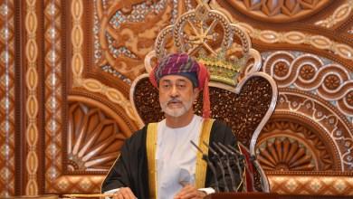 Photo of جلالة السلطان يتلقى برقية شكر من ملك الأردن