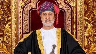 Photo of جلالة السلطان يتلقى تهنئة من شهاب بن طارق