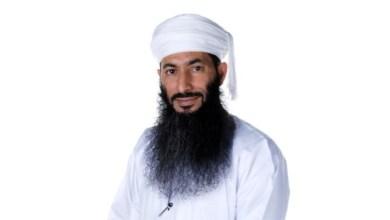 صورة الشيخ خلفان العيسري وذكرى مرور خمسة أعوام على رحيله