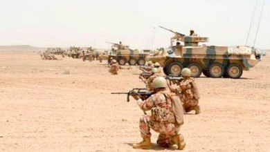 Photo of تهنئة خاصة لجنود عُمان البواسل