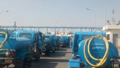 Photo of لا حركة لصهاريج المياه خلال منع الحركة