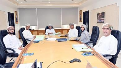 Photo of مسن يترأس أول اجتماع لمجلس إدارة بنك التنمية العماني