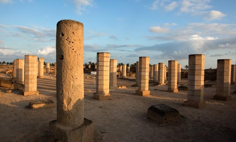 Photo of بالصور: معالم أثرية عُمانية وتواصلها مع حضارات العالم القديم