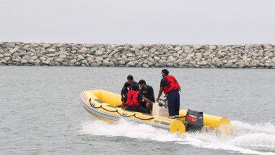 Photo of وفاة شخص غرقًا في لوى