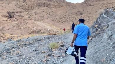 Photo of وفاة مواطن في ممشى جبلي