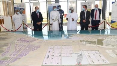Photo of وزير الدفاع البريطاني يزور الدقم