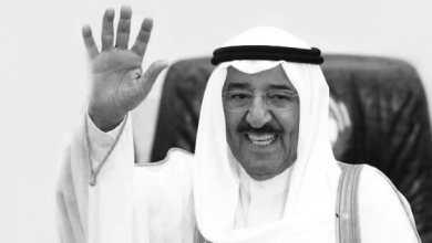 Photo of جثمان أمير الإنسانية يصل الكويت اليوم