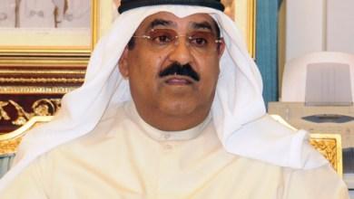 صورة مشعل الأحمد الجابر الصباح وليًا للعهد في الكويت