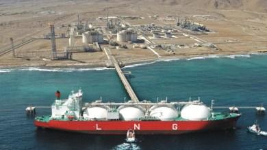 صورة انخفاض الإنتاج المحلي والاستيراد من الغاز الطبيعي