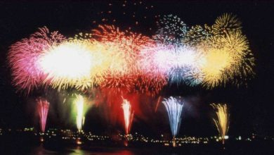 صورة 5 أماكن لعروض الألعاب النارية بمناسبة العيد الخمسين المجيد