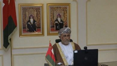 صورة سمو السيد شهاب يشارك في اجتماع خليجي