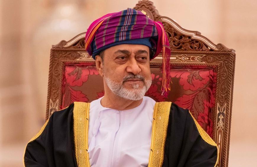 جلالة السلطان يهنئ أمير قطر ويتلقى برقية من الرئيس السوري