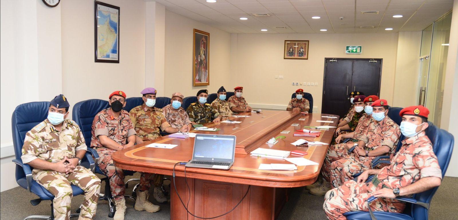 """قوات السلطان المسلحة: جاهزون للمساهمة في التعامل مع """"شاهين"""""""
