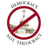 Democracy not Theocracy